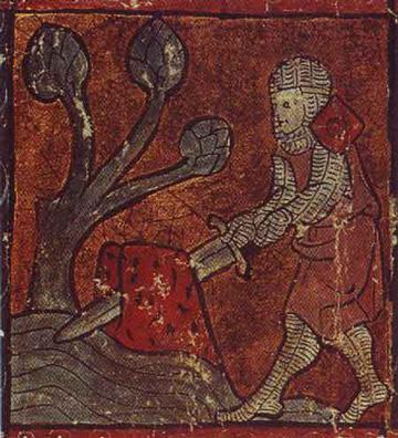 naissance roi arthur