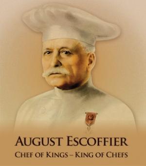 Chefs Auguste Escoffier