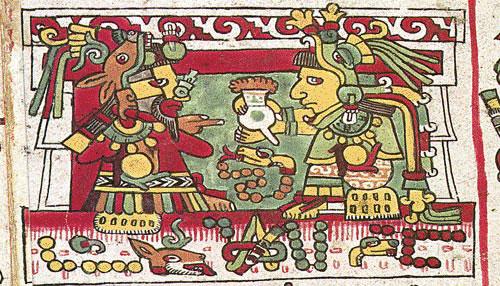 Chocolat Maya